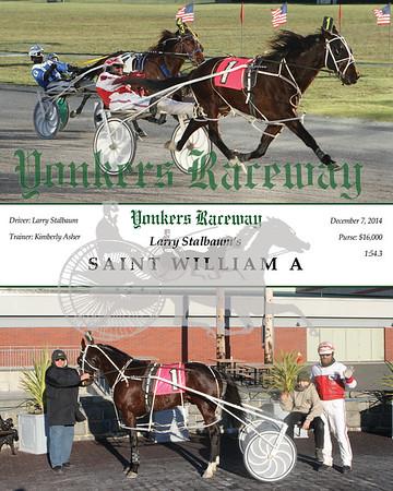 20141207 Race 10- Saint William A