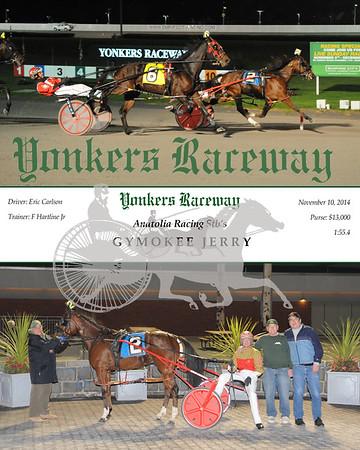 20141110 Race 9-Gymokee Jerry