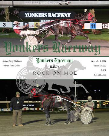 20141101 Race 11 - Rock On Moe