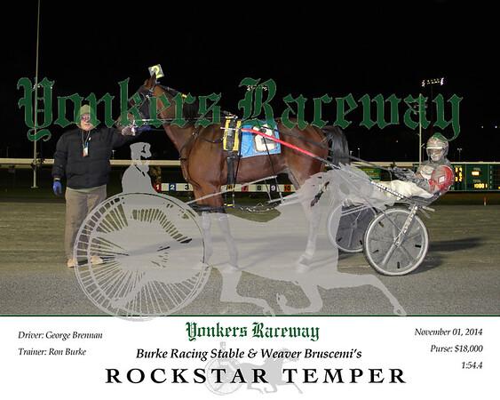 20141101 Race 9 - Rockstar Temper