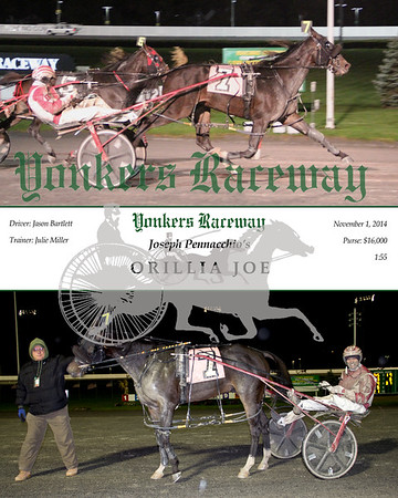20141101 Race 3 - Orillia Joe