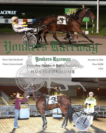 20141113 Race 2- Hustleonhome