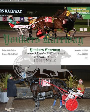 20141114 Race 7- Johnny Z