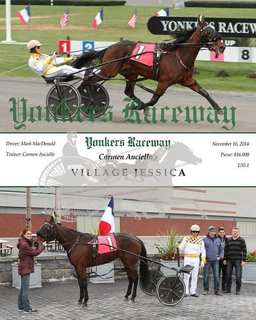20141116 Race 9- Village Jessica