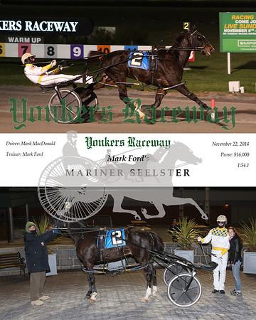 20141122 Race 2- Mariner Seelster