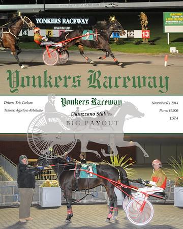 20141103 Race 2-Big Payout