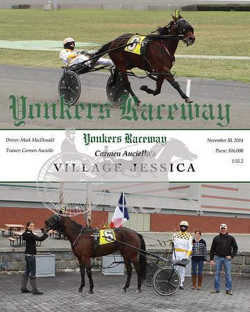 20141130 Race 9- Village Jessica