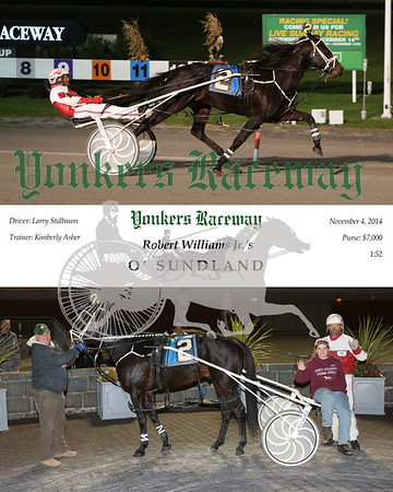 20141104 Race 12- Sundland