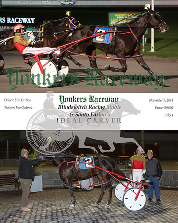 20141107 Race 3- Ideal Carver