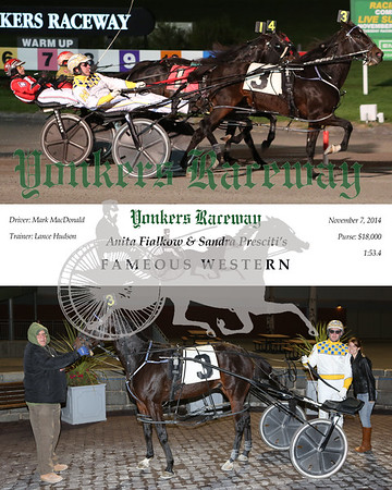 20141107 Race 10- Fameous Western