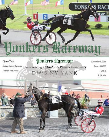 20141109 Race 2- DW's NY Yank