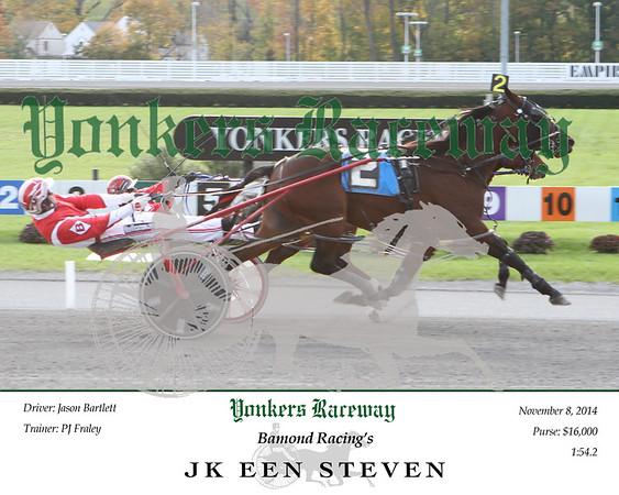 20141109 Race 7- JK Even Steven