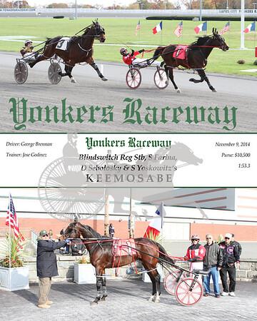 20141109 Race 6- Keemosabe