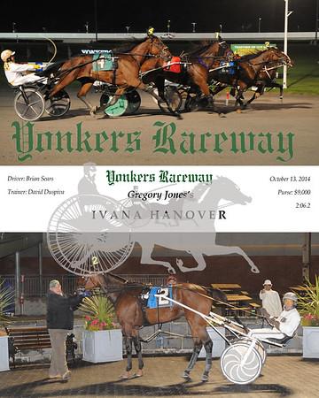 20141013 Race 5-Ivana Hanover