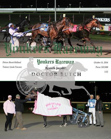 20141010 Race 8- Doctor Butch
