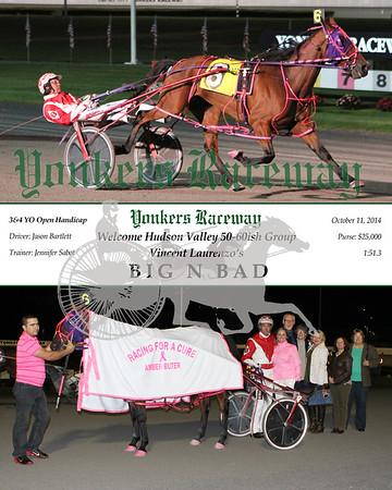 20141010 Race 5- Big N Bad