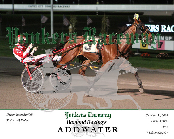 20141014 Race 5- Addwater