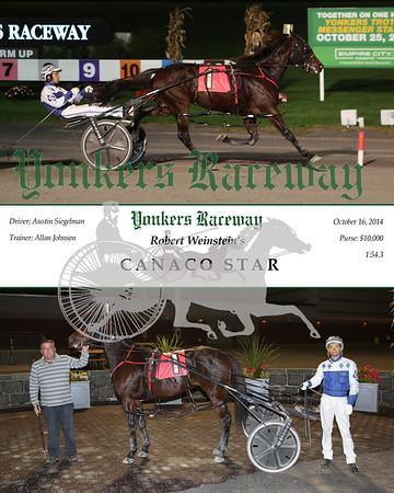20141016 Race 8- Canaco Star