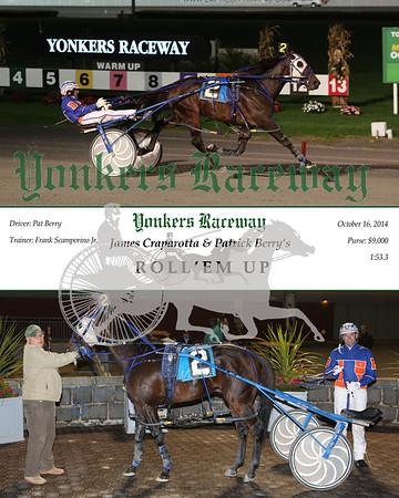 20141016 Race 1- Roll'em up