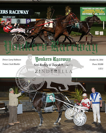 20141016 Race 6- Zinderella