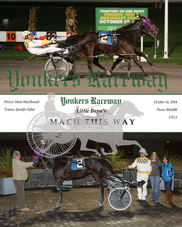 20141016 Race 10- Mach This Way