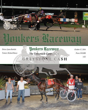 20141017 Race 4- Greystone Cash