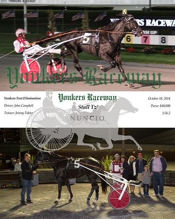 20141018 Race 4- Nuncio