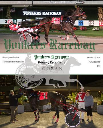 20141018 Race 1- Goban