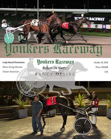 20141018 Race 7- Fancy Desire