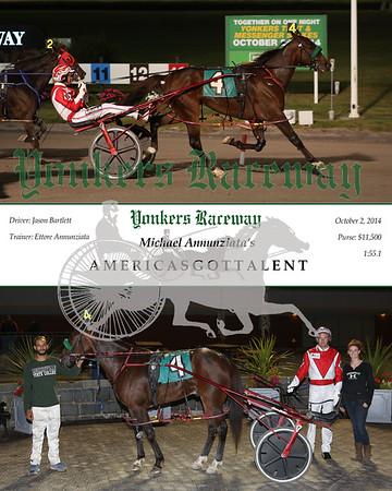 20141002 Race 3- Americasgottalent