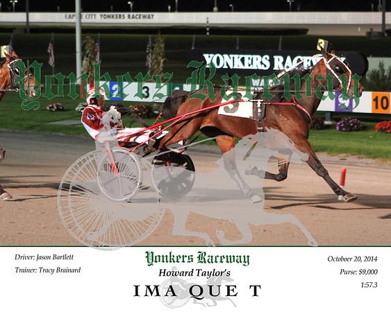 20141020 Race 2- Ima Que T