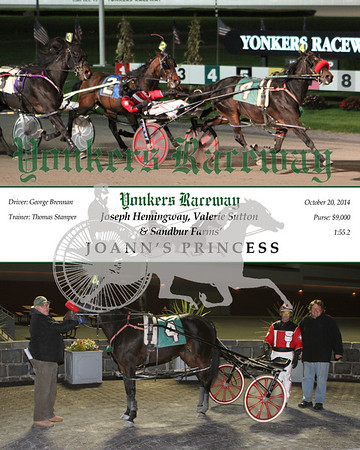 20141020 Race 1- Joann's Princess
