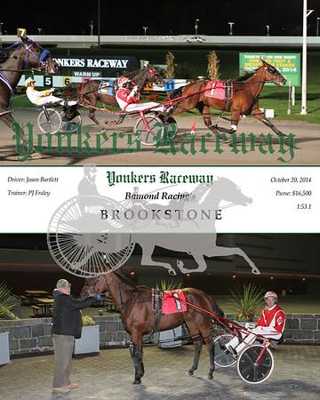 20141020 Race 8- Brookstone