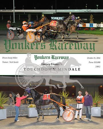 20141021 Race 10-Touchdown Mindale