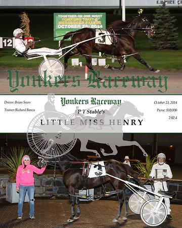 20141023 Race 8- Little Miss Henry