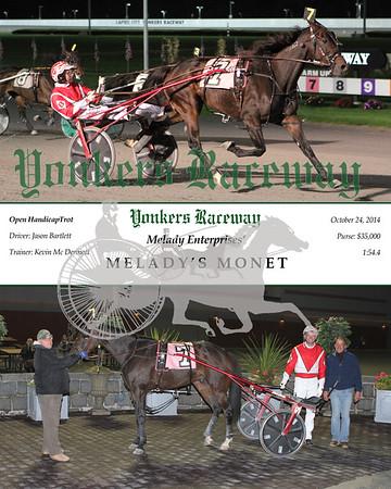 20141024 Race 8- Melady's Monet