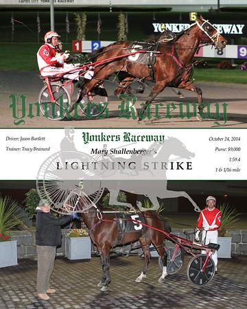 20141024 Race 1- Lightning Strike