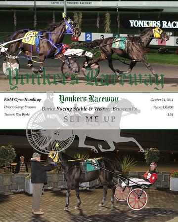 20141024 Race 6- Set Me Up