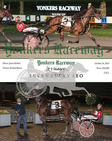 20141024 Race 7- Lucky Lucky Leo