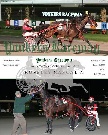 20141025 Race 1- Russley Rascal N