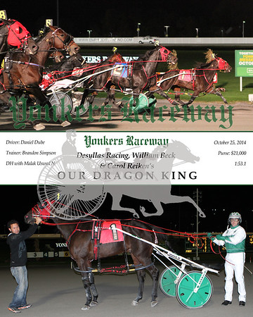 20141025 Race 3- Our Dragon King