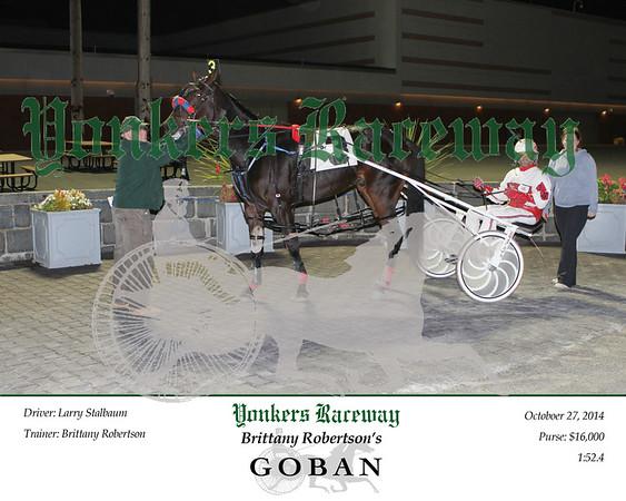 20141027 Race 10- Goban