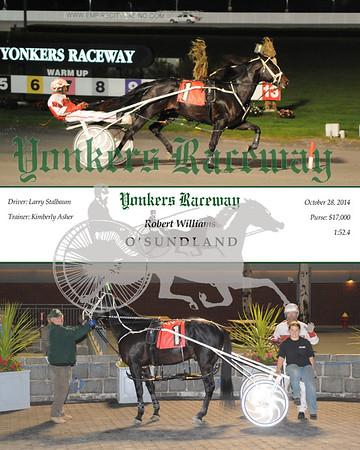 20141028 Race 9-O'Sundland