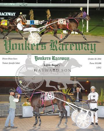20141028 Race 1-Wayward Son
