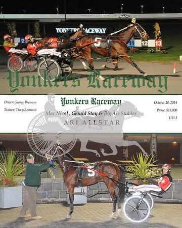 20141028 Race 7-Ari Allstar