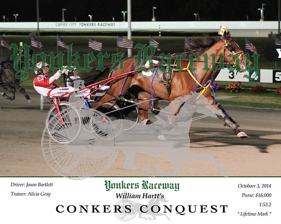 20141003 Race 4- Conkers Conquest 2