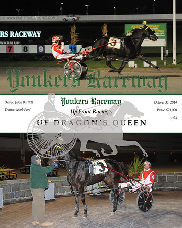 20141031 Race 7- UF Dragon's Queen