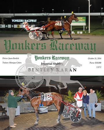 20141031 Race 10- Bentley Karan
