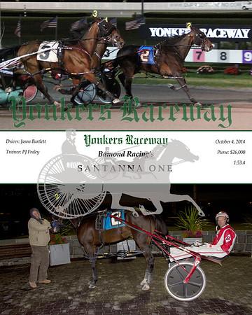 20141004 Race 11 - Santanna One