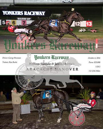 20141004 Race 2 - Aracache Hanover